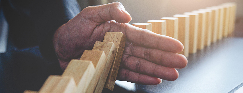 Souveränes Krisenmanagement stoppt den Dominoeffekt