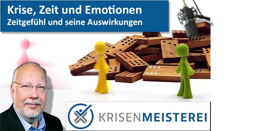 Episode 38: Krise, Zeit und Emotionen