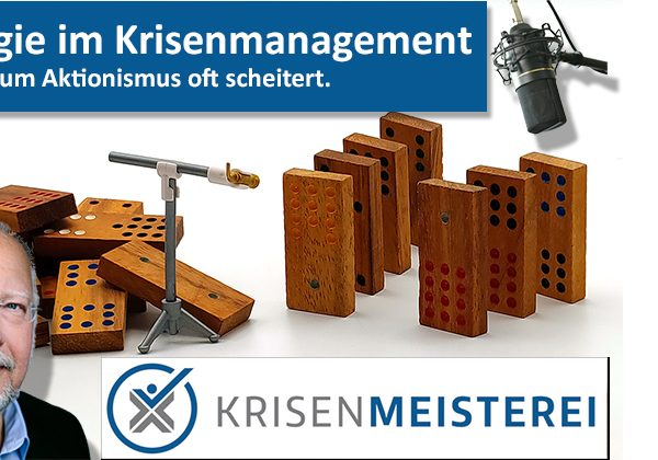 Episode 41: Strategie im Krisenmanagement