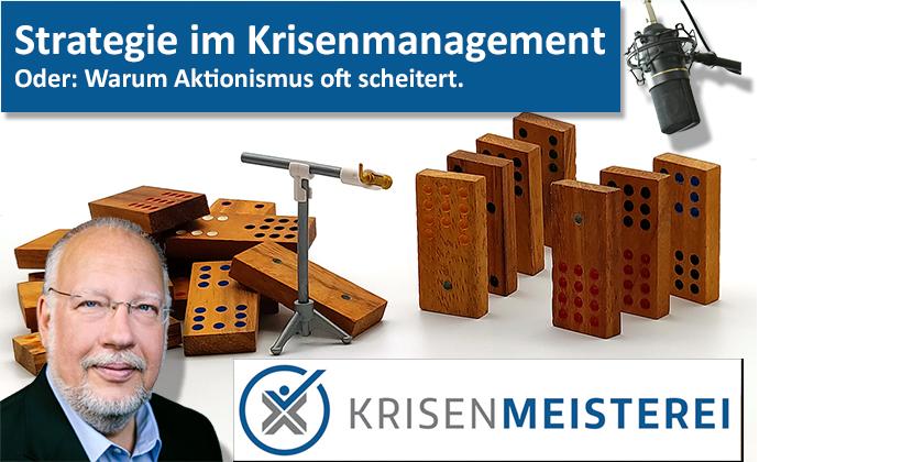 Episode 41: Strategie im Krisenmanagement