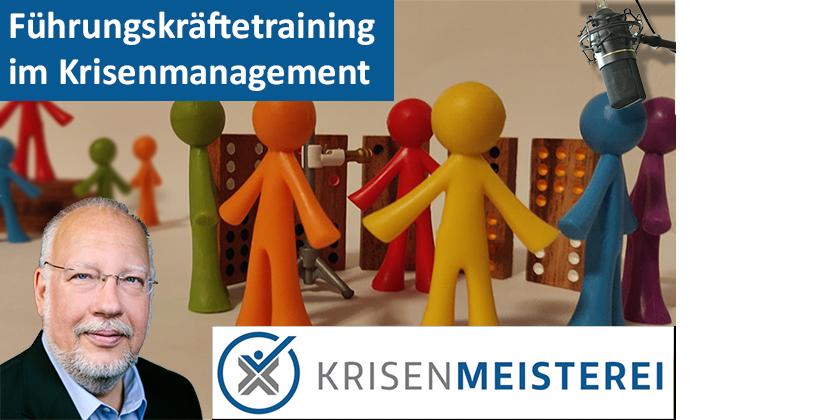 Episode 50: Führungskräftetraining im Krisenmanagement